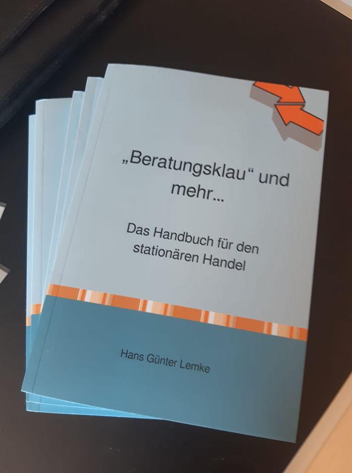 Buch für den Beratungsklau im Einzel- und Fachhandel