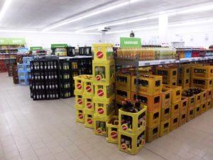 Warenplatzierung Getränkefachhandel